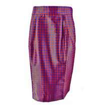 J. Crew Pintucked pencil skirt in houndstooth jacquard (8)