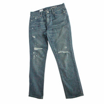 Pre-owned Gap Real Straight Midrise Hammond Wash (28r)
