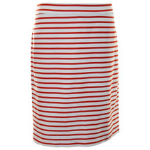Pre-owned J. Crew No. 2 pencil skirt in deck stripe item #82131 (2)