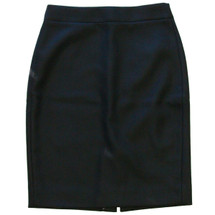 J CREW TALL NO. 2 PENCIL SKIRT IN DOUBLE-SERGE WOOL
