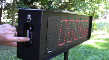 Double Sided Sports Timer