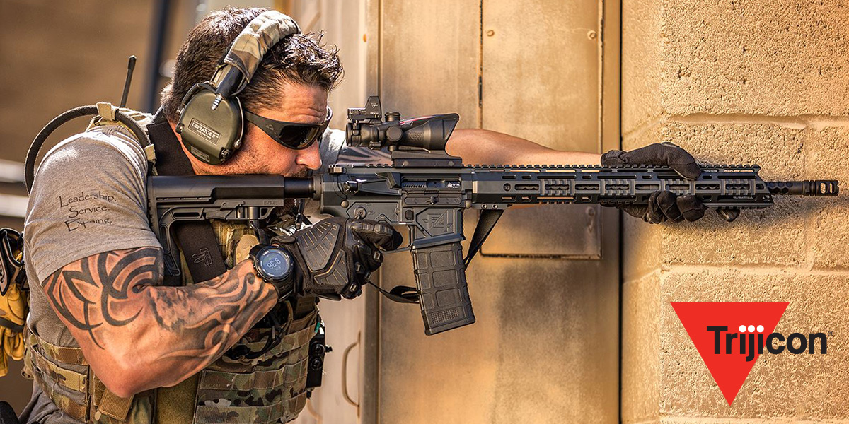 Trijicon New Zealand optics scopes