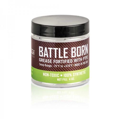 Breakthrough Battle Born Grease with PTFE - 4oz Jar