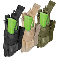 5.11 Double Pistol Bungee/Cover Mag Pouch