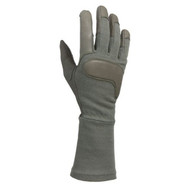 HWI Long Gauntlet Combat Glove Foliage Green