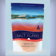 Murray River Salt Flakes 50g Packet. Pure inland salt. Packed with minerals and elements.