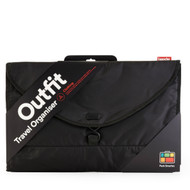 Outfit Organiser by Lapoche for travel. Pack a whole outfit, with space for underwear - minimal creasing