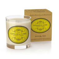 Naturally European Candle - Ginger and Lime