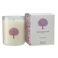 Royal Doulton Candle Honey and Lychee - delicious!