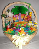 Island Holidays Basket