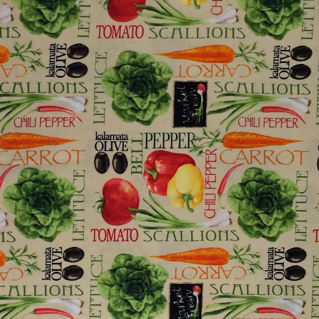 Garden Vegetables pattern for your