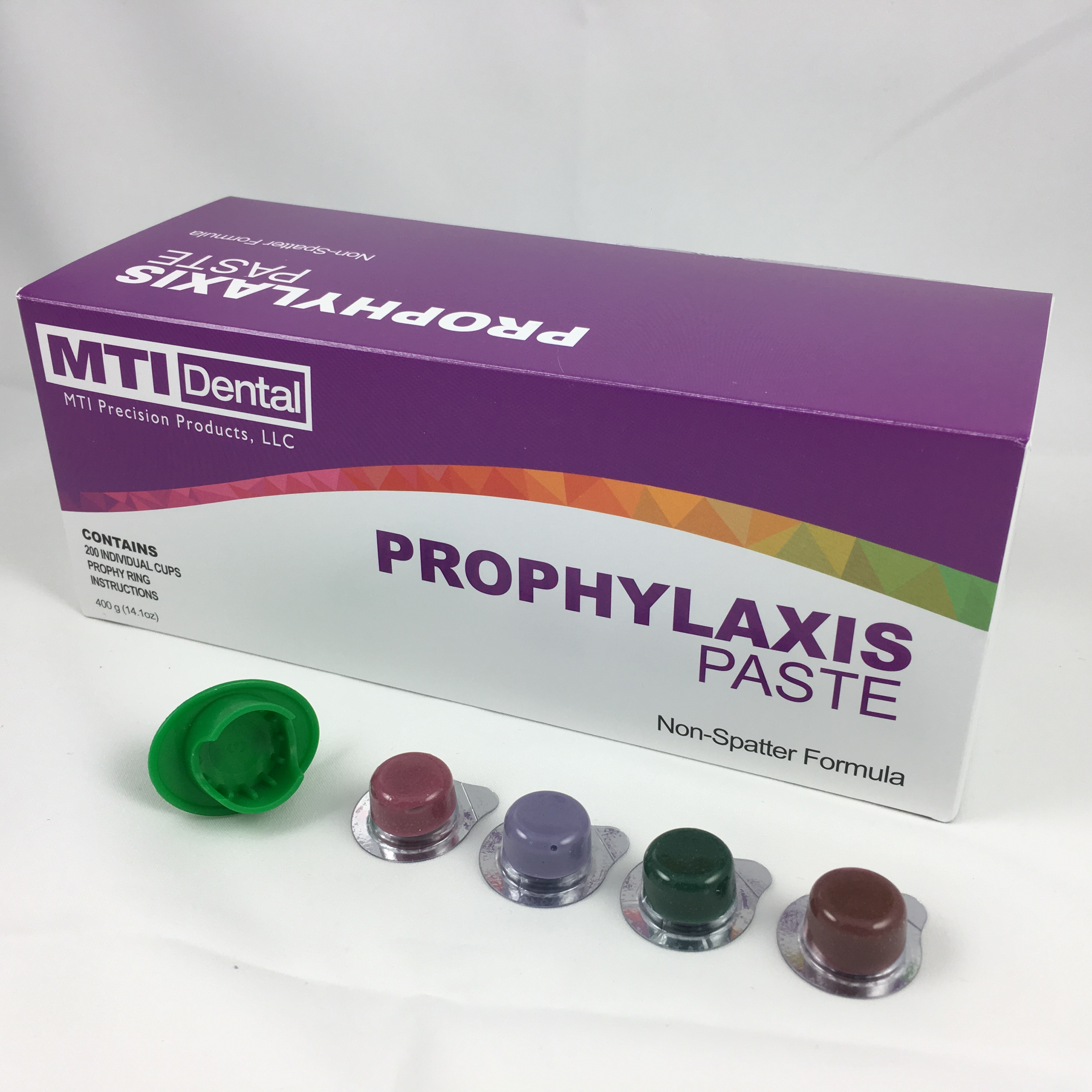 MTI Dental Introduces First Line of Prophylaxis Paste