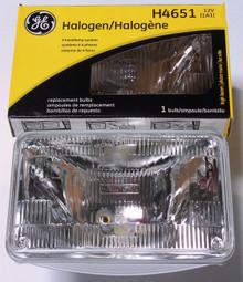 Headlamp - Halogen High Beam