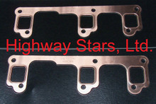 Gasket Set -  Exhaust Manifold - Copper