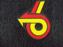 Floor Mats w/Turbo Six logo #62P- 1984-1987 (Set of 4 floor mats)