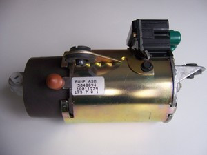 Brake Booster Pump Powermaster Highway Stars
