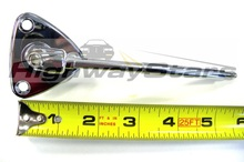 Bracket - T-top (LONG PIN) illuminated visor swivel bracket (1 )