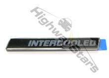 """Badge - 1986-1987 """"Intercooled"""" - GM# 25526372"""