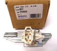 Buick Grand National Headlamp Dimmer Switch