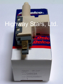 Switch - Stop lamp (brake light) switch 25529861 - ACDelco