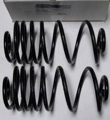 Springs - Rear Suspension Variable Rate Coil Springs (Pair) - ACDelco