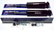 Shock Absorbers - Front Set (2) ACDelco Performance