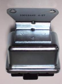 Relay - HVAC Fan Blower - GM#10018449