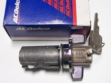 ACDelco Ignition Cylinder with 2 keys for 1984-1987 Buick Grand National GNX T-type and Turbo T regal