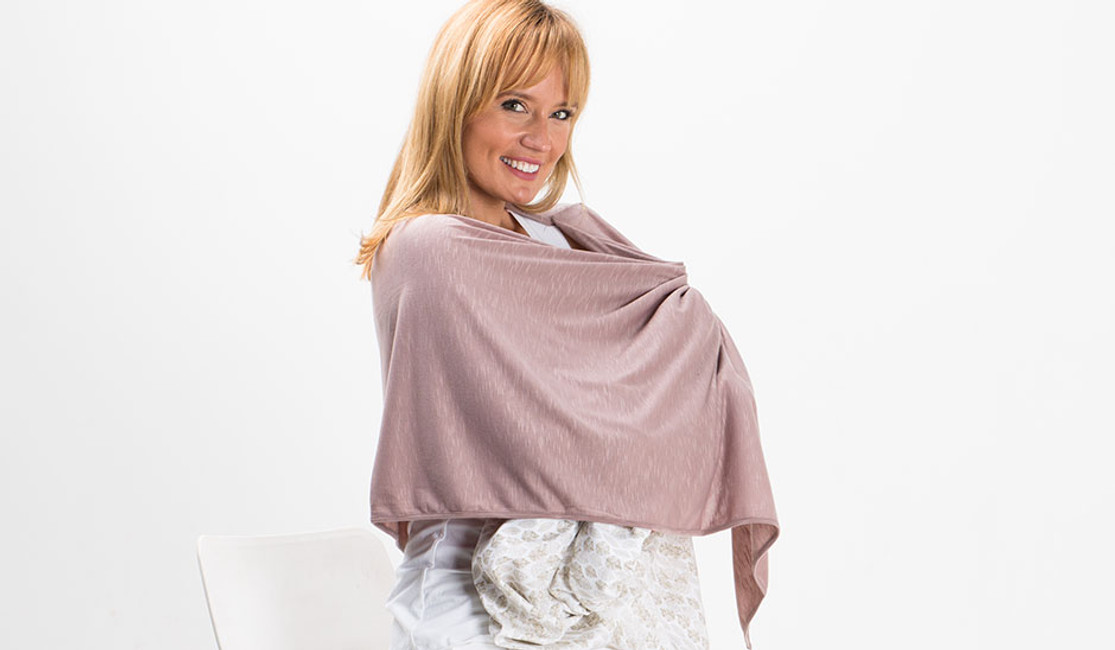 Bamboo Nursing Cover Style Ideas for Breastfeeding Mums