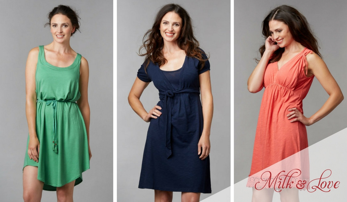 Best Breastfeeding Dresses Under $100 - Easy & Discreet Nursing Styles you'll love!