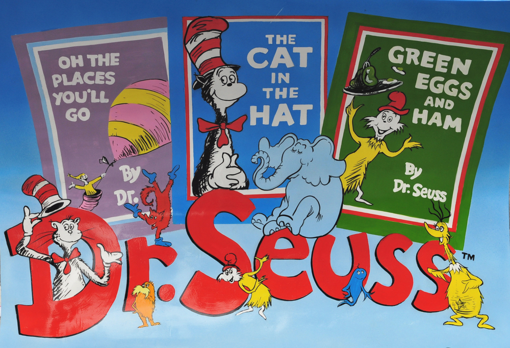 Dr. Seuss Books in Bulk