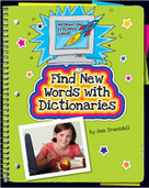 Find New Words with Dictionaries - 9781610803939 by Ann Truesdell, 9781610803939