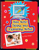 Take Note! Taking and Organizing Notes - 9781631378089 by Ellen Range, 9781631378089