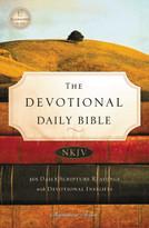 Devotional Daily Bible, NKJV by Thomas Nelson, 9781418549374