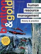 Human Resource Management (Theory and Practice) by John Bratton, Jeff Gold, 9780230580565