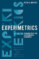 Experimetrics (Econometrics for Experimental Economics) by Peter G. Moffatt, 9780230250222