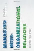 Managing Inter-Organizational Relations (Debates and Cases) by Jörg Sydow, Elke Schüßler, Gordon Müller-Seitz, 9781137370020