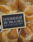 Entrepreneurship and Small Business (Start-up, growth and maturity) - 9781137430359 by Paul Burns, 9781137430359