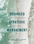 Advanced Strategic Management (A Multi-Perspective Approach) by Véronique Ambrosini, Mark Jenkins, Nardine Mowbray, 9781137377944