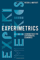Experimetrics (Econometrics for Experimental Economics) - 9780230250239 by Peter G. Moffatt, 9780230250239