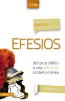 Comentario bíblico con aplicación NVI Efesios (Del texto bíblico a una aplicación contemporánea) by Klyne Snodgrass, 9780829759471