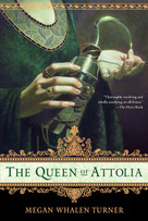 The Queen of Attolia by Megan Whalen Turner, 9780060841829