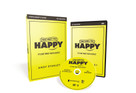 What Makes You Happy Participant's Guide with DVD (It's Not What You'd Expect) by Andy Stanley, 9780310085027