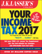 J.K. Lasser's Your Income Tax 2017 (For Preparing Your 2016 Tax Return) by J.K. Lasser Institute, 9781119248200