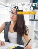 Multimedia Artist and Animator - 9781634712620 by Ellen Labrecque, 9781634712620