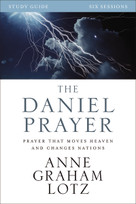 The Daniel Prayer Study Guide (Prayer That Moves Heaven and Changes Nations) by Anne Graham Lotz, 9780310087144