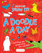 Draw It! A Doodle a Day by Sally Kindberg, 9781681195438