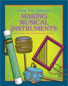Making Musical Instruments - 9781634714372 by Dana Meachen Rau, Kathleen Petelinsek, 9781634714372