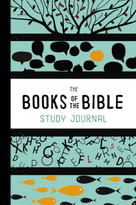 The Books of the Bible Study Journal by  Zondervan, 9780310086055