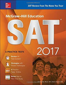 McGraw-Hill Education SAT 2017 Edition by Christopher Black, Mark Anestis, 9781259641657
